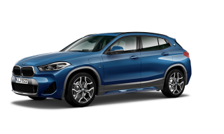 BMW X2 xDrive 25e plug-in-hybrid